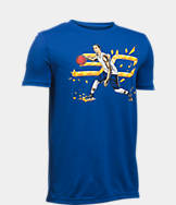Boys' Under Armour SC30 Dribble Drive T-Shirt