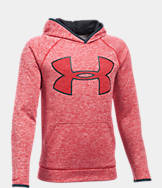 Boys' Under Armour Storm Armour Fleece Twist Logo Hoodie