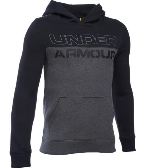 Boys' Under Armour Sportstyle Graphic Fleece Hoodie