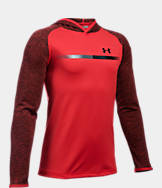 Boys' Under Armour Prototype Hooded Long-Sleeve T-Shirt
