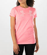 Women's Under Armour Favorite Big Logo T-Shirt