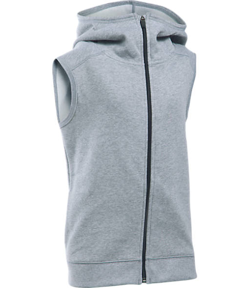 Girls' Under Armour Favorite Fleece Vest