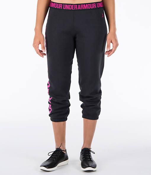 Women's Under Armour Favorite Fleece Capri Pants