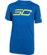 Boys' Under Armour SC30 Branded T-Shirt