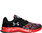 Boys' Grade School Under Armour Flow Digi Camo Running Shoes