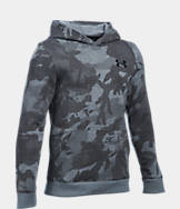 Boys' Under Armour Sportstyle Printed Fleece Hoodie