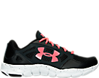 Women's Under Armour Micro G Engage Big Logo 2 Running Shoes