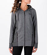 Women's Under Armour Varsity Fleece Full-Zip Hoodie