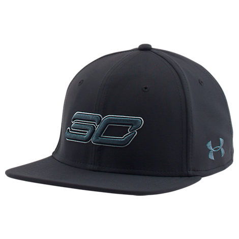 Men's Under Armour SC30 Core Snapback Hat