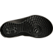 Bottom view of Boys' Grade School Under Armour Curry 3 Slide Sandals in Black/White
