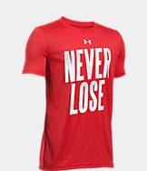 Boys' Under Armour Never Lose T-Shirt