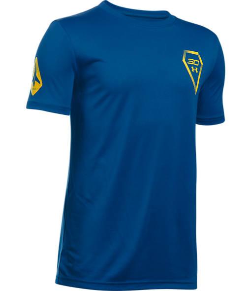 Boys' Under Armour SC30 Fade Away T-Shirt