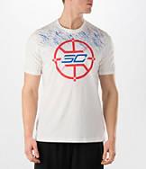 Men's Under Armour SC Scratch The Surface T-Shirt