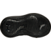 Bottom view of Boys' Toddler Under Armour 24/7 Low Casual Shoes in Black