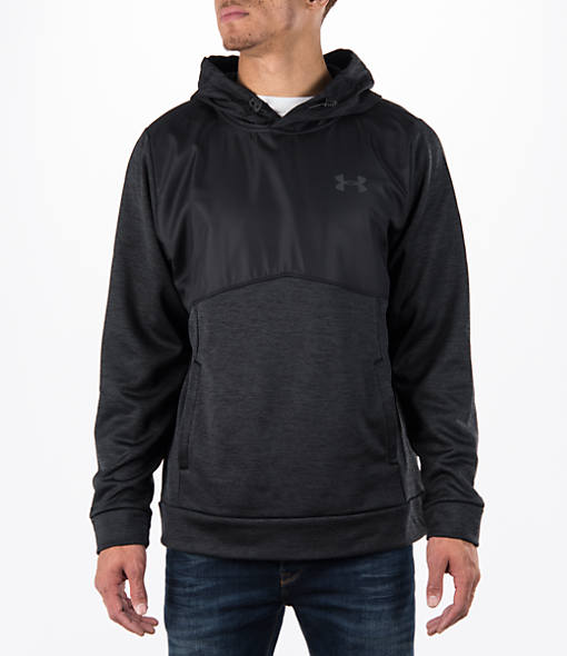 Men's Under Armour Woven Icon Hoodie