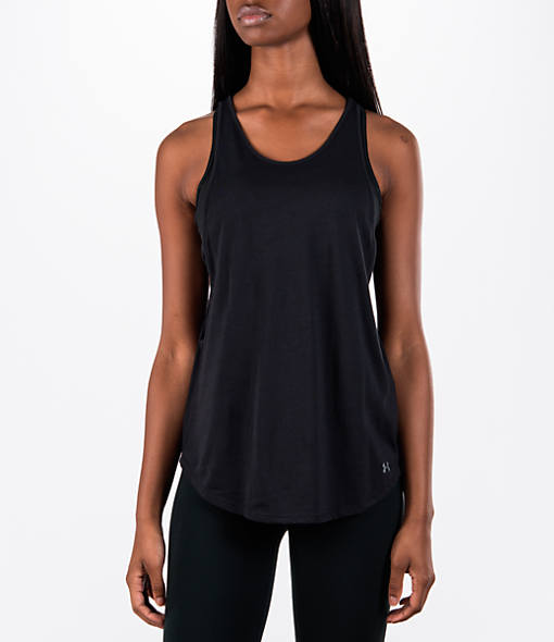 Women's Under Armour Cotton Modal Strappy Tank