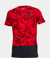 Boys' Under Armour Print Block T-Shirt