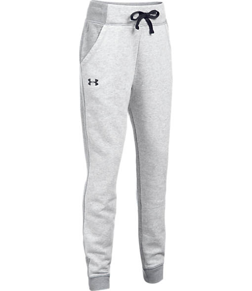 Girls' Under Armour Favorite Fleece Jogger Sweatpants