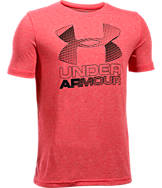 Boys' Under Armour Hybrid Big Logo T-Shirt