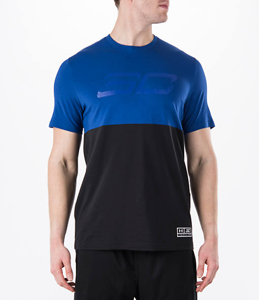 Men's Under Armour SC30 Mono Logo T-Shirt