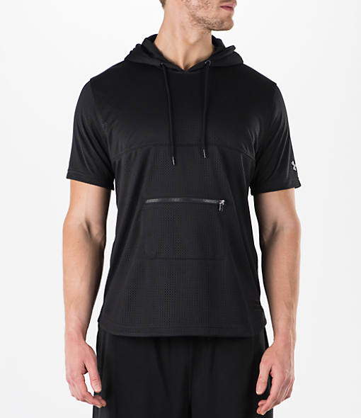 Men's Under Armour Pursuit Hooded T-Shirt
