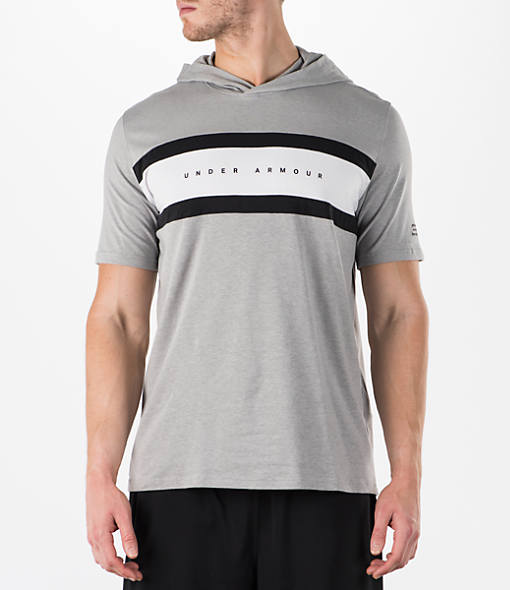 Men's Under Armour SC30 Splash Hooded T-Shirt