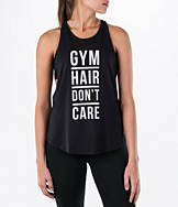Women's Under Armour Gym Hair Strappy Graphic Tank