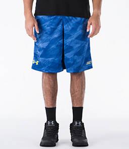 Men's Under Armour SC30 Aero Wave Basketball Shorts Product Image