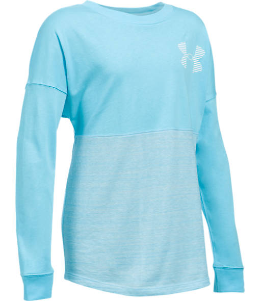 Girls' Under Armour Varsity Crew Shirt