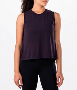 Women's Under Armour Studio Breathe Muscle Tank Product Image