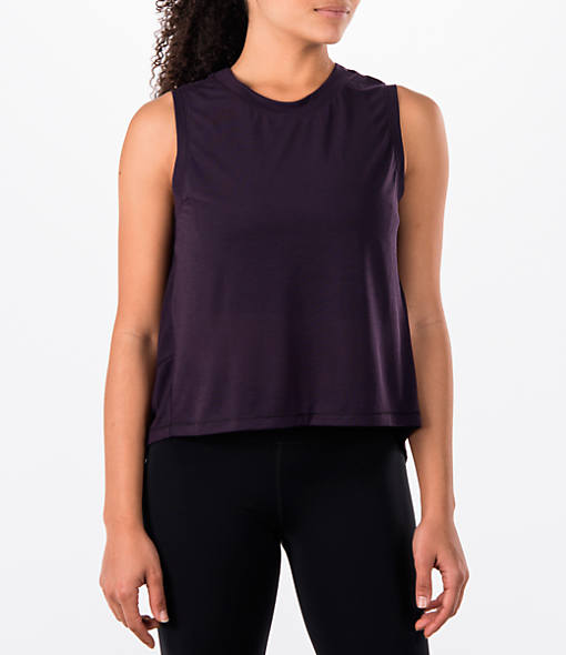 Women's Under Armour Studio Breathe Muscle Tank