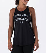 Women's Under Armour More Kettlebell Strappy Tank