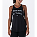 Women's Under Armour More Kettlebell Strappy Tank Product Image