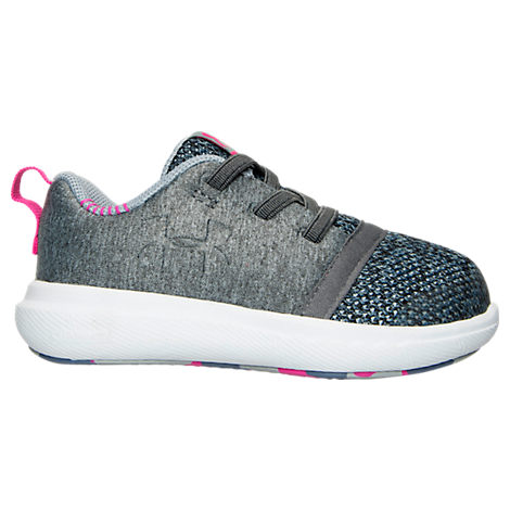 Girls' Toddler Under Armour 24/7 Low Casual Shoes
