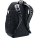Back view of Under Armour SC30 Undeniable Backpack in Black/White