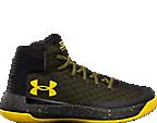 Boys' Grade School Under Armour Curry 3Zero Basketball Shoes