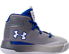 Boys' Toddler Under Armour Curry 3Zero Basketball Shoes