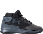 Boys' Preschool Under Armour Jet 2017 Basketball Shoes