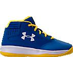 Boys' Preschool Under Armour Jet 2017 Basketball Shoes