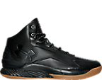 Men's Under Armour Curry 1 Lux Mid Leather Off-Court Shoes