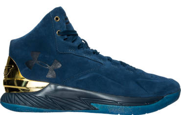 MEN'S UNDER ARMOUR CURRY 1 LUX MID SDE