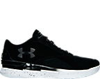 Men's Under Armour Curry 1 Lux Low Suede Off-Court Shoes