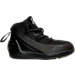 Right view of Infant Under Armour Curry 3 Crib Basketball Shoes in Black/Black/Black