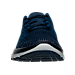 Front view of Men's Under Armour Slingride Herringbone Running Shoes in Navy/Black
