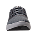 Front view of Men's Under Armour Charged 24/7 Low Casual Shoes in Grey/White