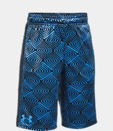 Boys' Under Armour Instinct Printed Training Shorts