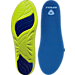 Front view of Women's Sof Sole Athlete Insole Size 5-7.5 in W 5-7.5