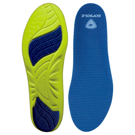 Women's Sof Sole Athlete Insole Size 8-11