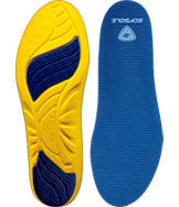 Men's Sof Sole Athlete Insole Size 7-8.5