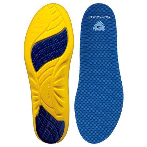 Men's Sof Sole Athlete Insole Size 13-14